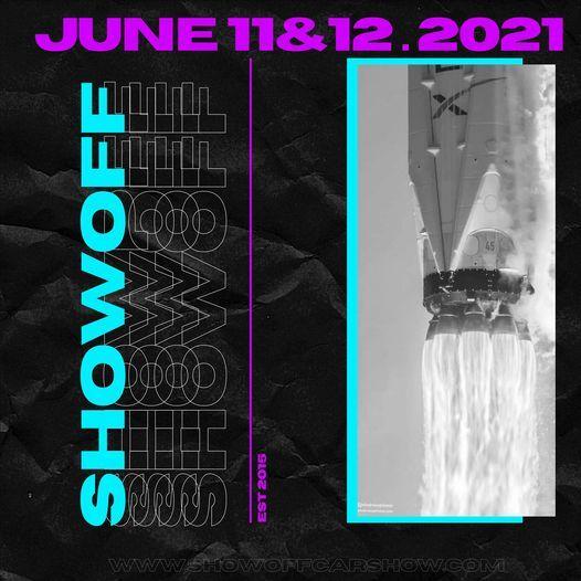 Showoff Custom Truck & Car Show 2021