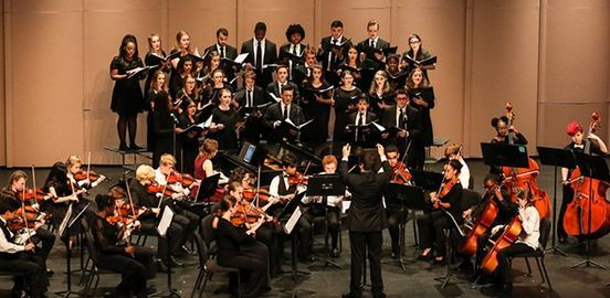 Choral and Chamber Music Intensive Concert