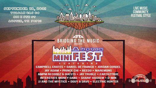 Austin miniFEST (9\/15\/21)