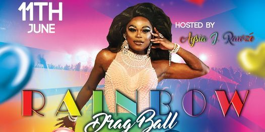 The Rainbow Drag Ball