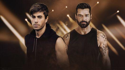 Enrique Iglesias & Ricky Martin 2022