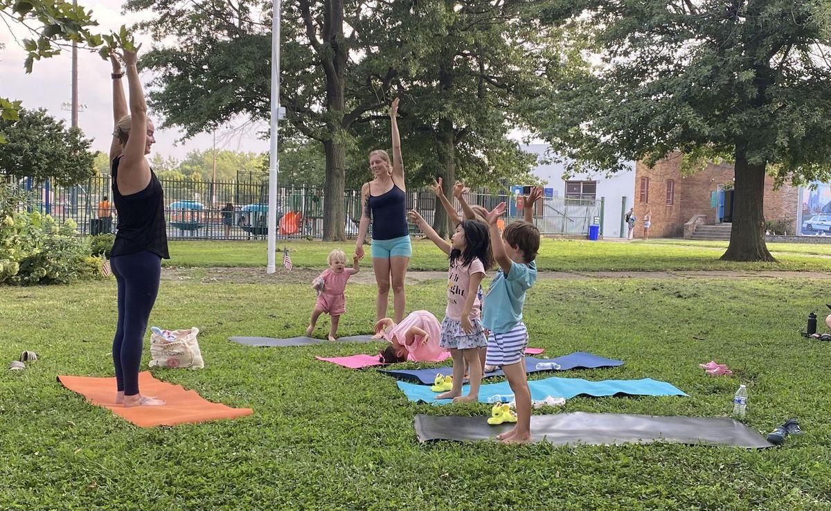 UnOrthodox Yoga in Frankford (Overington Park) - KIDS