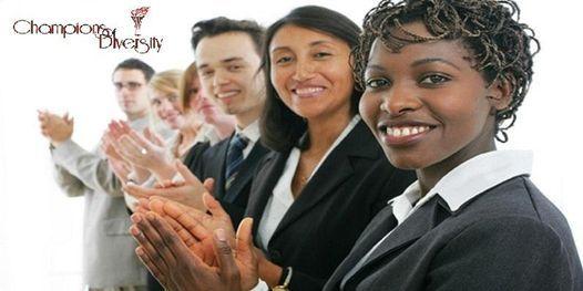 Austin Champions of Diversity Job Fair