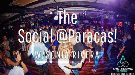 The Social @Paracas w\/Sonia Rivera
