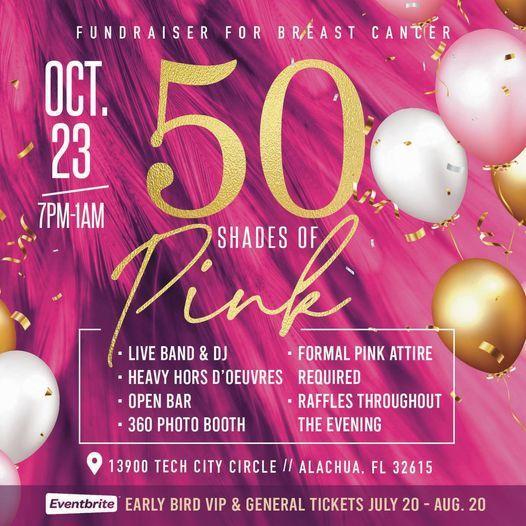50 Shades of Pink 2021