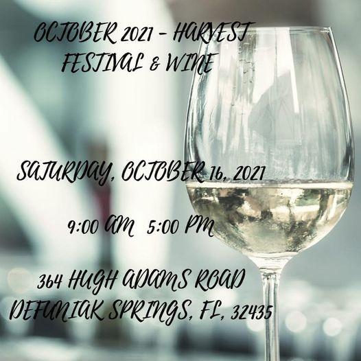Chautauqua Winery Harvest Festival