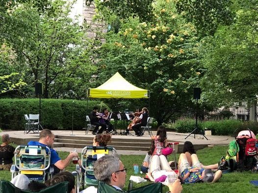 Night Out in the Parks: GPMF at Chicago Women's Park