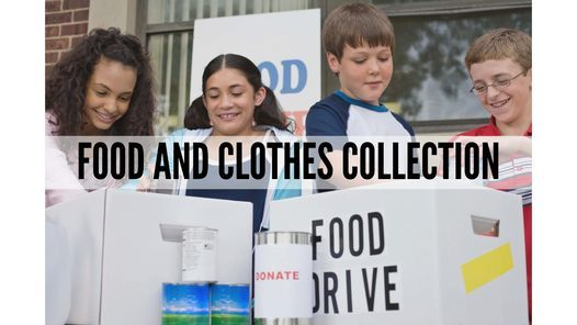Food and Clothes Distribution