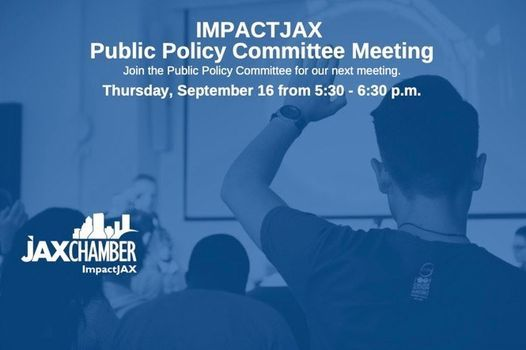 IMPACTJAX Public Policy Committee Meeting