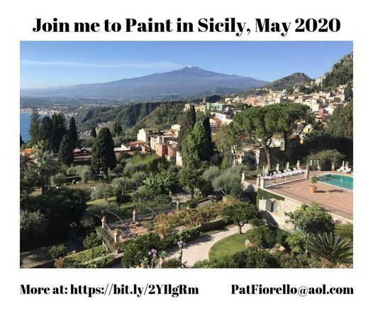 Paint in Sicily
