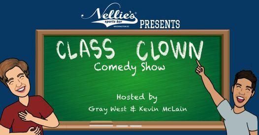 Class Clown, an LGBT+ Comedy Show