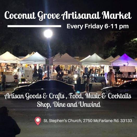 Coconut Groove Artisan Market