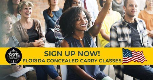Alachua, Florida Concealed Carry Class (CCW)