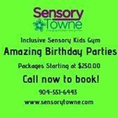 Sensory Towne