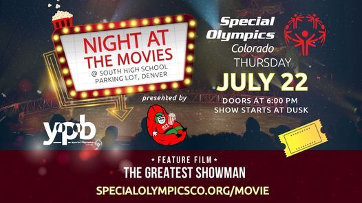 Night at the Movies presented by Jet's Pizza