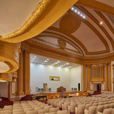 Central Park Theater Restoration Committee