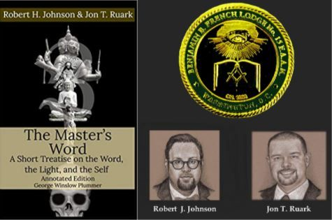 Sept. Stated Communication - The Master's Word Discussion with Robert Johnson & Jon Ruark