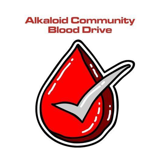 Alkaloid Community Blood Drive