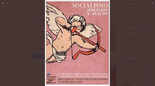 Socialismo: seducci\u00f3n y asalto