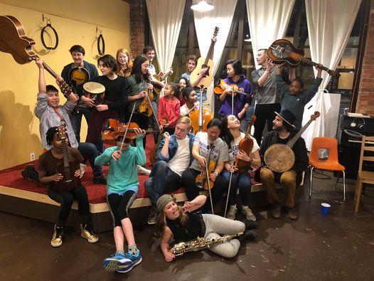 Rhapsody Students Perform!