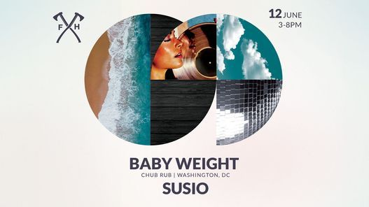 Baby Weight & Susio at FIREHOUSE