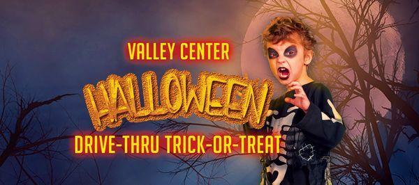 2nd Annual Halloween Drive-Thru Community Event