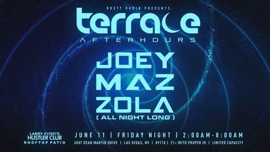 Joey Mazzola at Terrace Afterhours