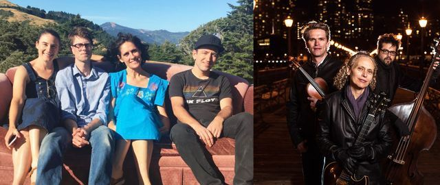 San Francisco String Trio w\/ Mads Tolling   House of Faern w\/ Jenny Scheinman