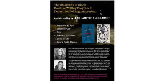 Leah Hampton & Jess Arndt