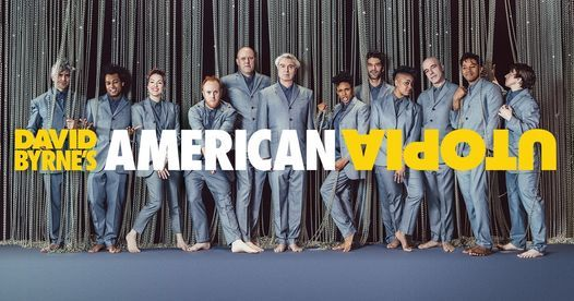 David Byrne's American Utopia - One Night Only