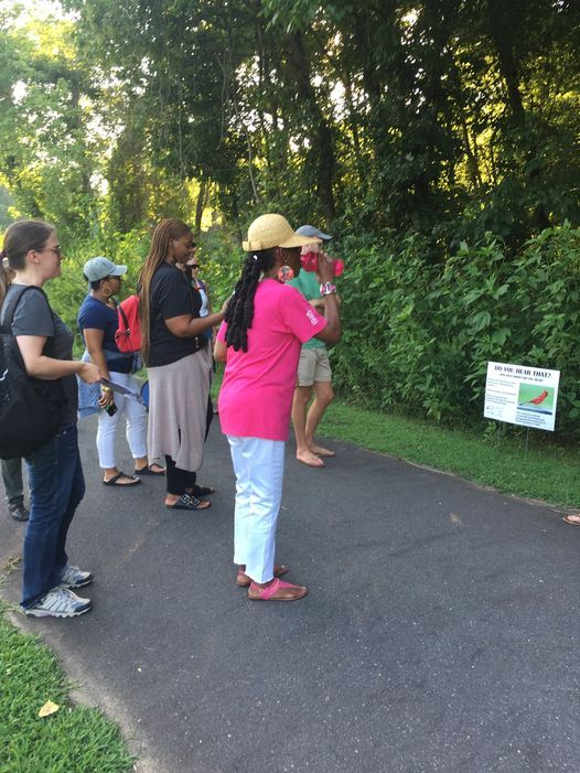 #SustainableSeptember: A walk on the Irwin Creek Greenway