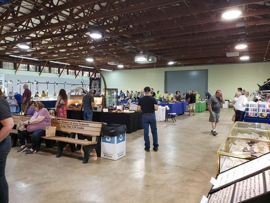 MGMS Rock, Gem and Mineral Show 2021