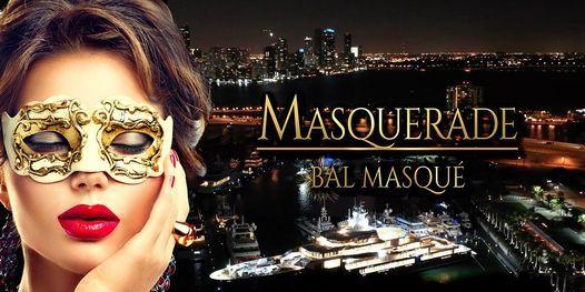 "French & Famous' Masquerade ""Bal Masqu\u00e9"" at The Deck"
