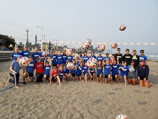Juniors U12 & U14 Beach Doubles at ALKI