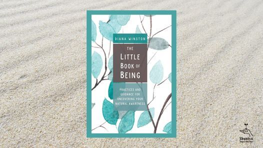 Book Club! The Little Book of Being by Diana Winston