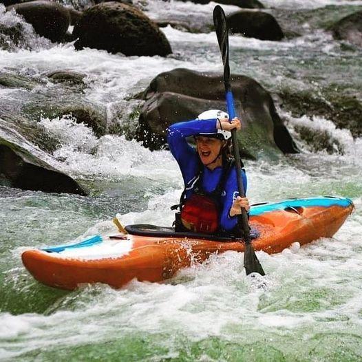 Level 1 intro to Whitewater Kayaking