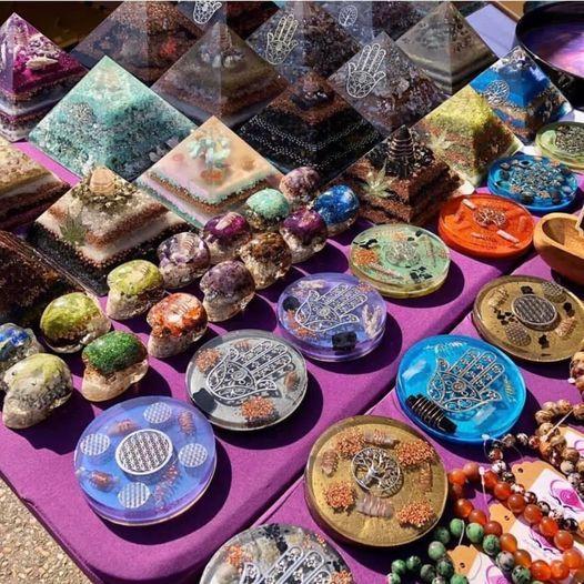 ZenTalas @ Deep Ellum Out Door Market