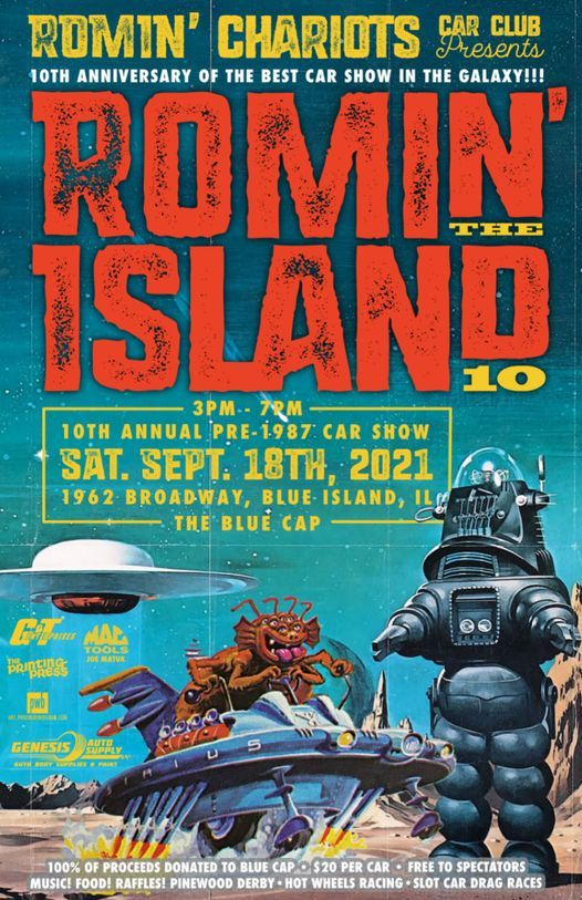 Romin' the Island #10