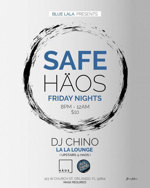 Safe Haos Friday Nights