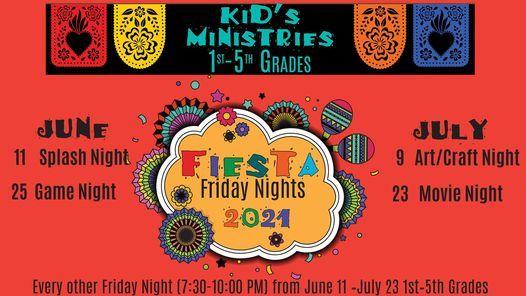 Victory Kids - Fiesta Fridays