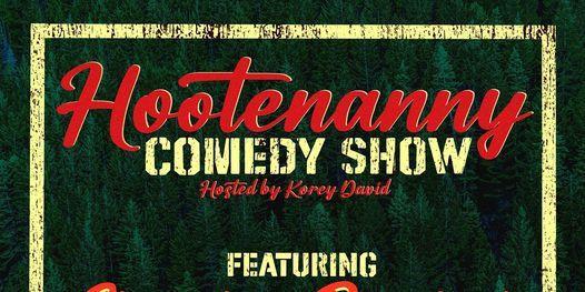 Hootenanny Comedy Show w\/ Christie Buchele