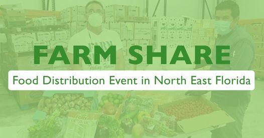 Jacksonville Housing Authority Free Food Distribution