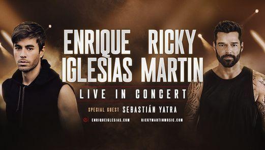 Enrique Iglesias & Ricky Martin - 2021