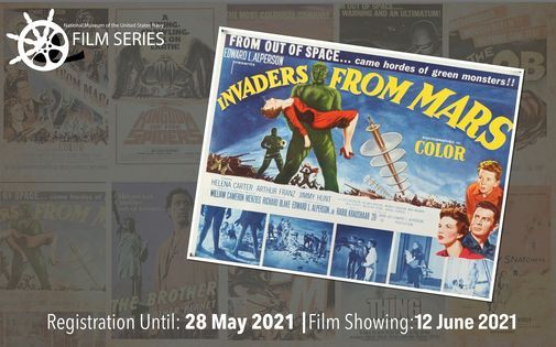 Cold War Science Fiction Film Series: Invaders from Mars (1953)
