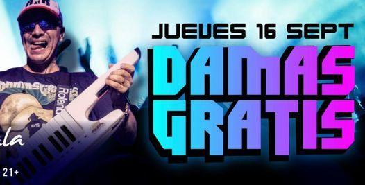DAMAS GRATIS   16 DE SEPTIEMBRE   LA SCALA DE MIAMI