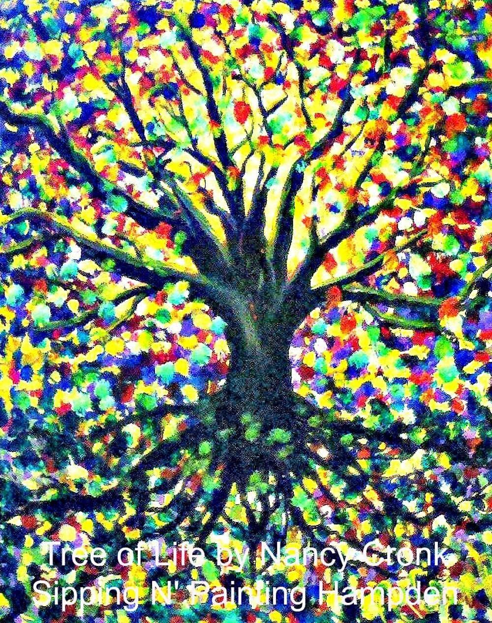 IN STUDIO CLASS Tree of Life Fri June 11th 6:30pm $35