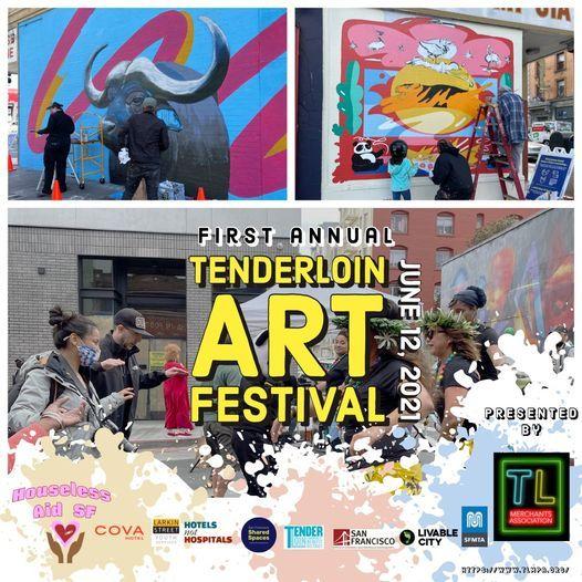 Tenderloin Art Festival