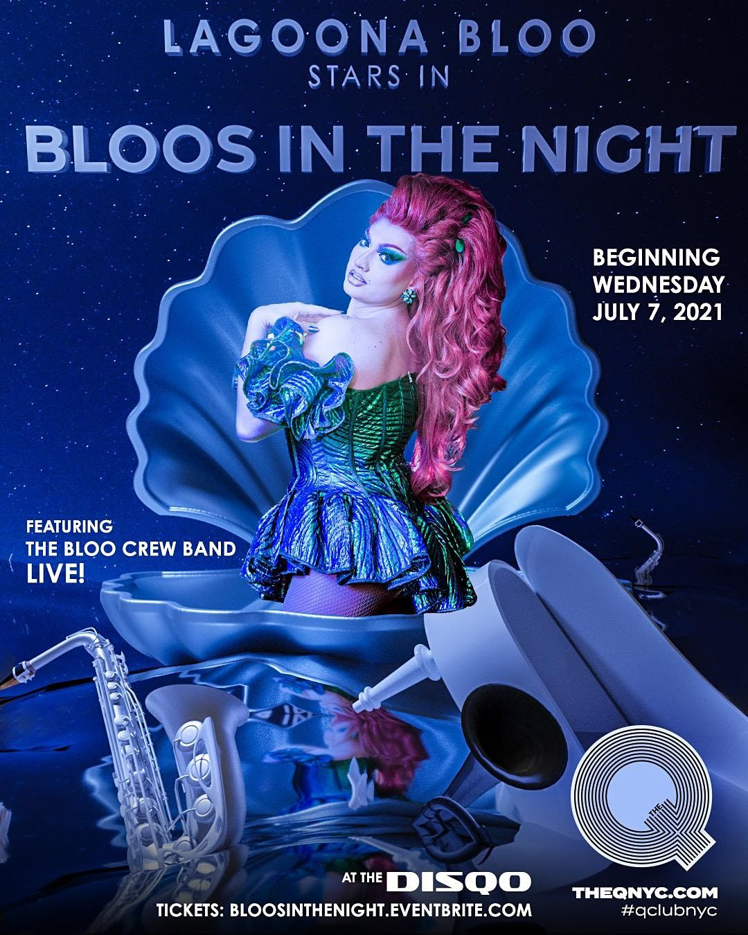 Bloos in the Night 9\/15