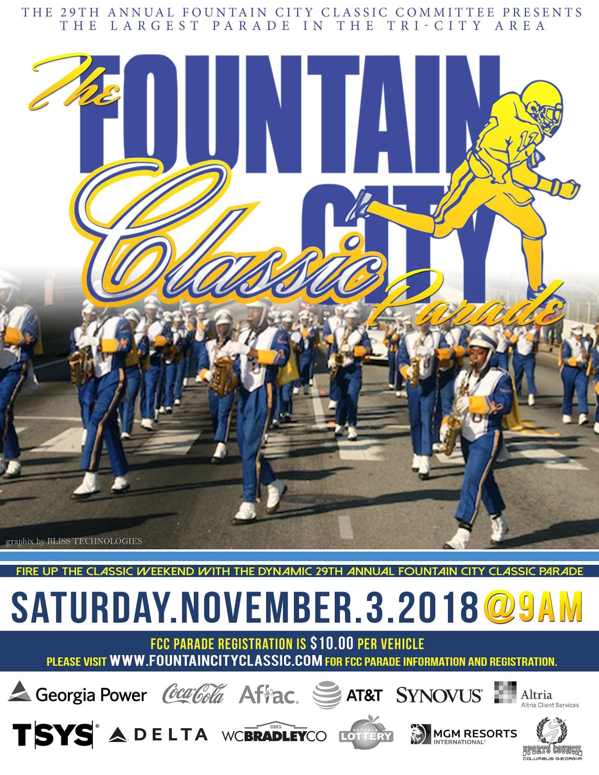31st Annual Fountain City Classic Parade