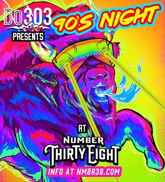 Do303 Presents: 90's Night